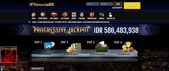 Venesia88 Merupakan Bandar Judi Online Dan Juga Situs Judi Slot Deposit Slot Menggunakan Pulsa Telkomsel Dan