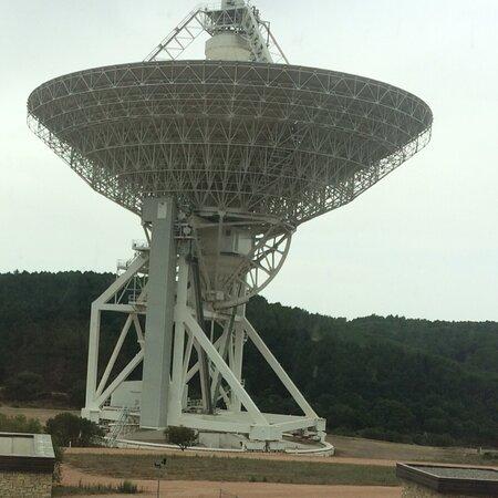 Province of Cagliari, Italien: Sardegna S Basilio il Radiotelescopio più grande d'Europa costruito nel 2013