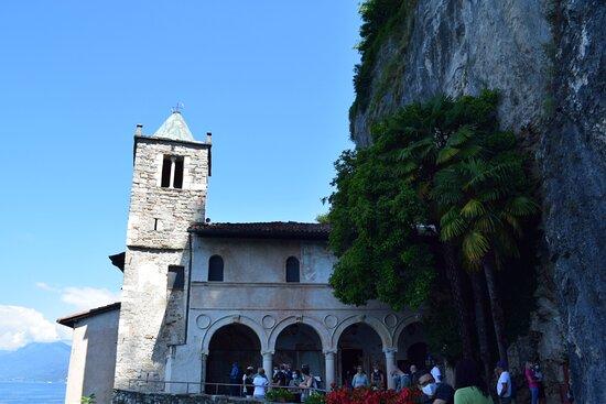 Eremo di S. Caterina del Sasso: Eremo di Santa Caterina