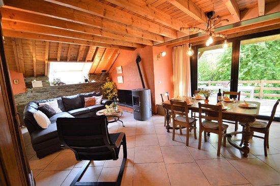 Louftemont, Belgique : le Liteau : serene, bright, comfortable, cozy...