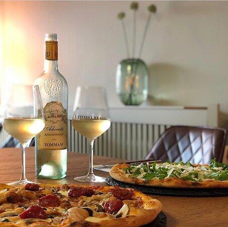 italiensk vin til pizza