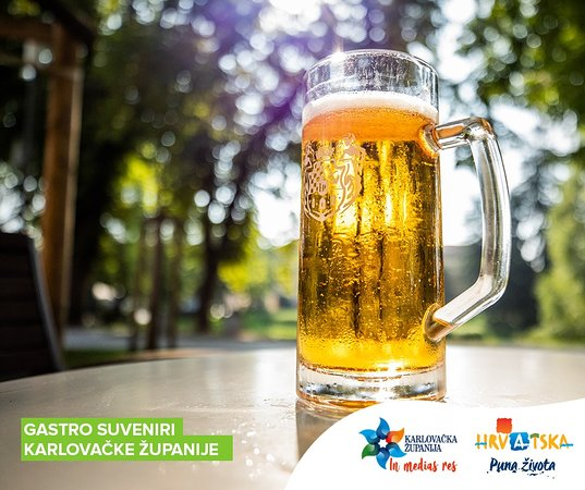 Karlovac County, Κροατία: Even though this years Beer days are not taking place, we don't see any reason why you shouldn't visit county capital - Karlovac and in the next few days check special beer offers in pubs and restaurants.