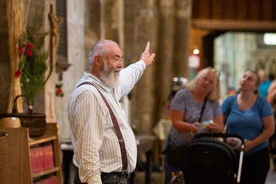 Selby Abbey Tours