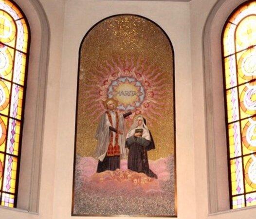 Chiesa di San Vincenzo de Paoli all'Aventino