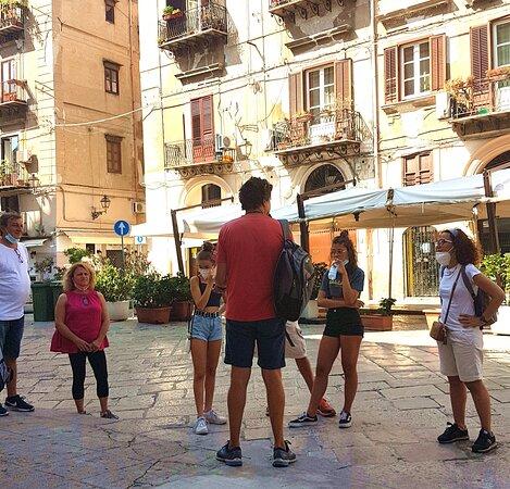 Palermo a Piedi - Walking Tour