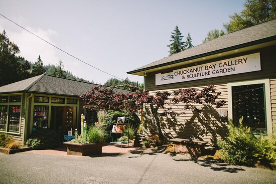 Chuckanut Bay Gallery & Sculpture Garden