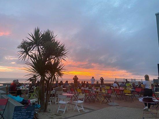Hauteville-sur-Mer, Frankrig: La Mer ô vent
