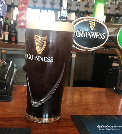Cold Guinness