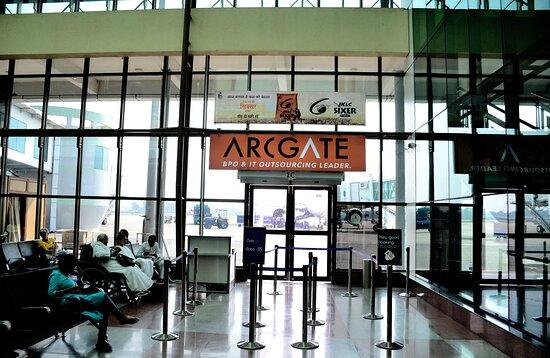 Dabok Airport照片