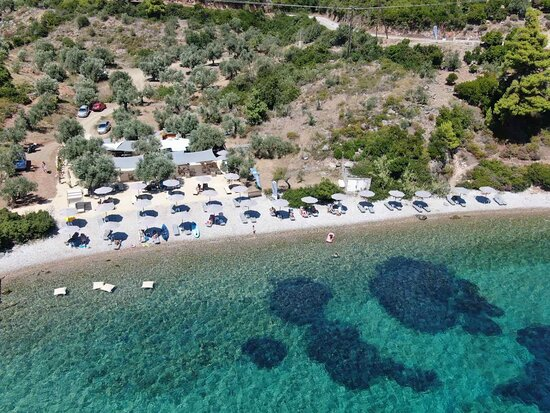 Alonnisos, Grèce: Suelto BeachBar