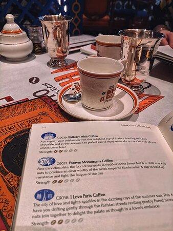 I Love Paris Picture Of Bacha Coffee Singapore Tripadvisor