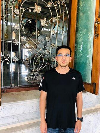 Na Yung, تايلاند: พระพุทธไสยาสน์หินอ่อนขาว