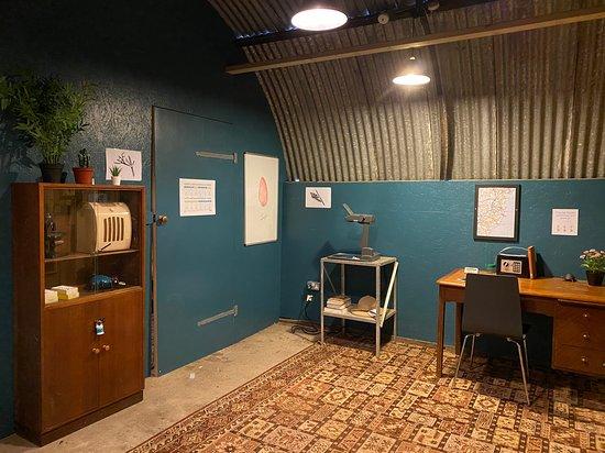 Suffolk Escape Room