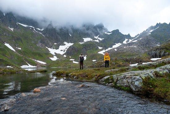 Magic nature experiences on Sunnmøre, Norway