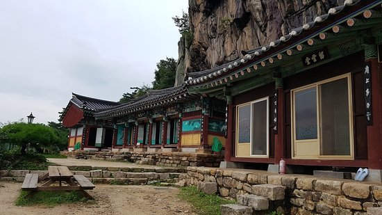 Jeongbangsa Temple