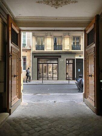 Papi - restaurant italien pizzeria - végétarien - pâtes fraiches levain - Grands Bouvelards Bonne Nouvelle Paris 9