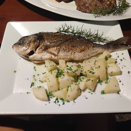 Best fish I had in long time! Nice stuff!