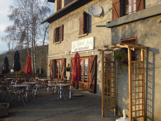 Sainte-Agnès, France: La Façade