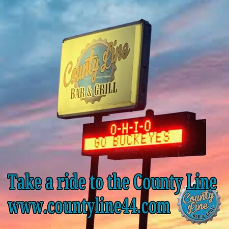 ‪County Line Bar & Grill‬