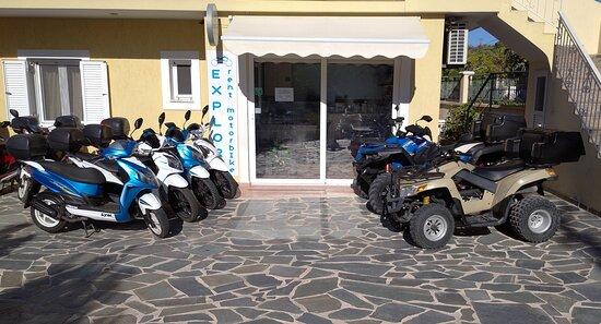 Explore Rent Motorbike