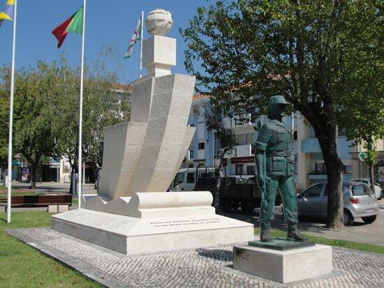 Monumento aos Herois do Ultramar