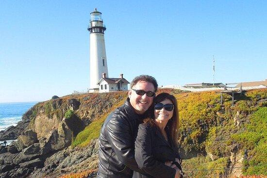 Tour privato di 2 giorni di Big Sur, Monterey e Carmel con