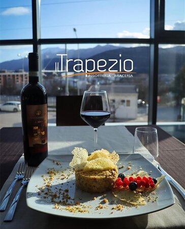 Province of L'Aquila, إيطاليا: Riservati un momento unico. Quello che ti serve è un buon risotto, un buon vino da sorseggiare e la giusta compagnia