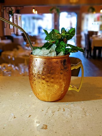 Our Moscow Mule!