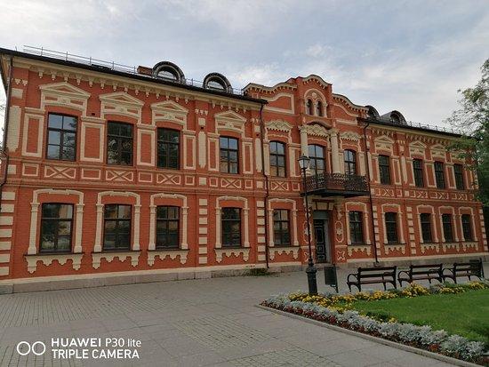 Dom Dokhodny