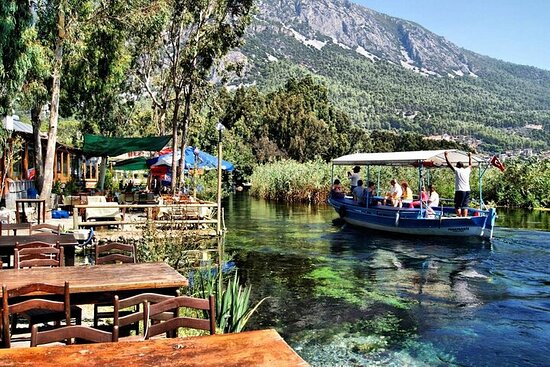 Akyaka and Azmak River Tour, for those who do like photography, from...