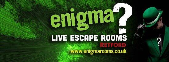 Enigma Live Escape Rooms Retford