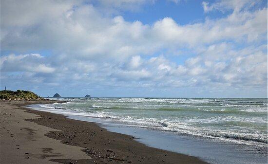 Taranaki Region, New Zealand: Tasman Sea