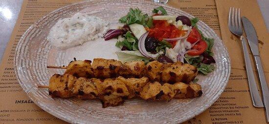 Il ristorante greco che non ti aspetti!👌🏻🇬🇷