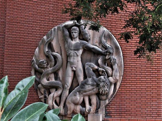 Médaillons De L'institut George Eastman