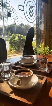 Hamedan Province, Iran: turkish coffee