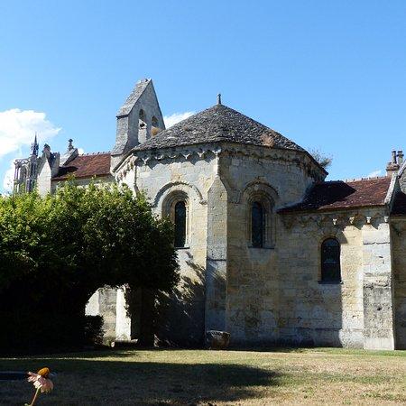 Belle chapelle de l'Ordre des templiers
