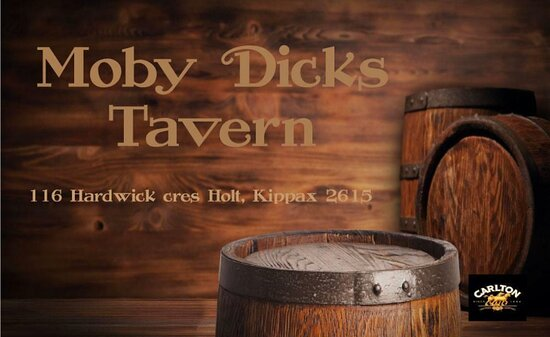 Holt, Australia: Moby Dick's