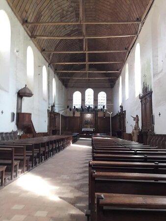 Thiron-Gardais, France: abbatiale