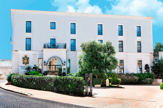 Ostuni Palace Hotel Meeting SPA