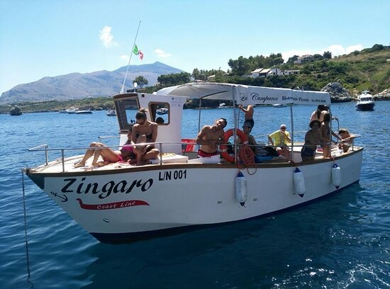 Zingaro Coast Line