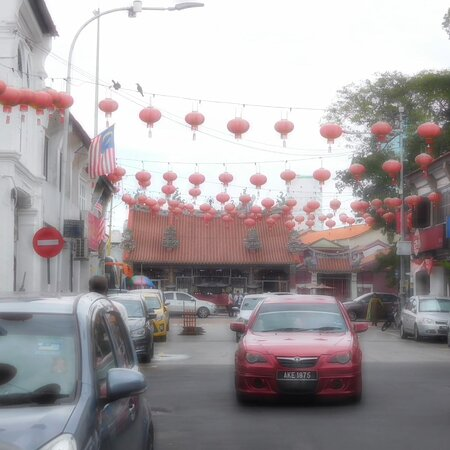 Malesia: Georgetown (2019)  Dear Ms. Jo-Ann, i loved your recent Penang reviews and photos!!!✌