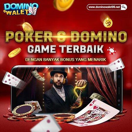 Poker Online Indonesia Link Winrate 90 Domwalet Net Dominowalet Adalah Situs Pkv Terbaik Di Indonesia Menawarkan Promo Terbaiknya Yaitu 1 Minimal Depo 15 000 2 Cashback 0 5 Setiap Hari 3 Bonus Referral