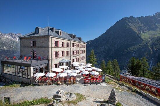 Refuge du Montenvers, hôtels à Alpes françaises