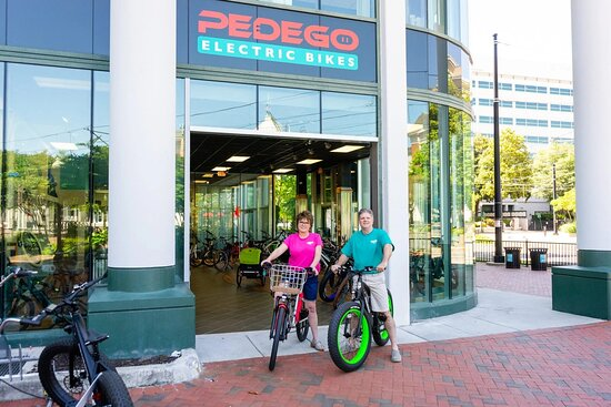 ‪Pedego Electric Bikes Norfolk‬