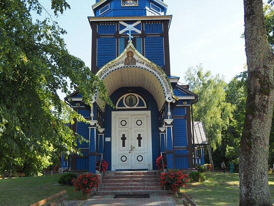 Cerkiew pw. Opieki Matki Bozej