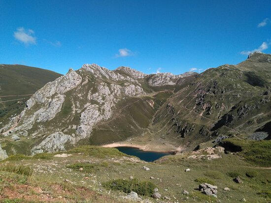 Saliencia, Ισπανία: lago