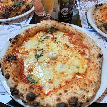 Fantastic pizzas
