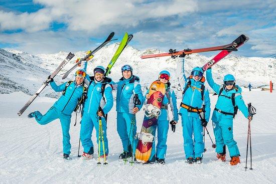Ecole de Ski ESI Alpe d'Huez - European Ski School