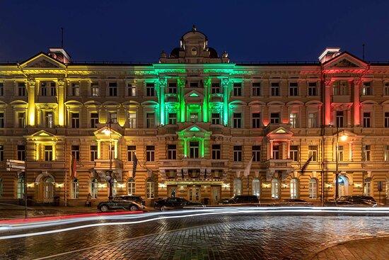 Grand Hotel Kempinski Vilnius