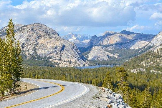 Excursion de 4jours à Yosemite dans la Sierra Nevada et à South Lake...